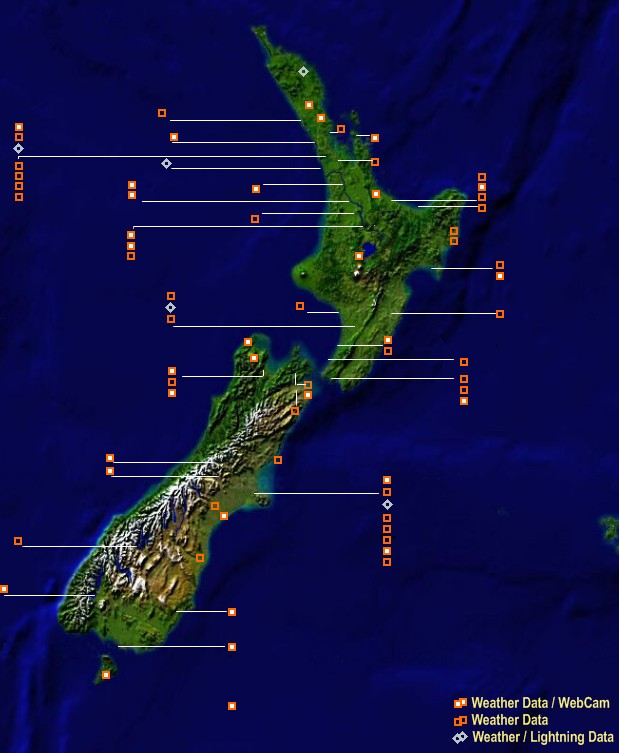 New Zealand Weather Map.Picton Weather Local Weather Map