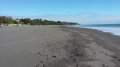 Oakura Beach, New Plymouth District: looking westward